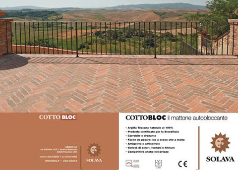 Brochure Cottobloc Anticato
