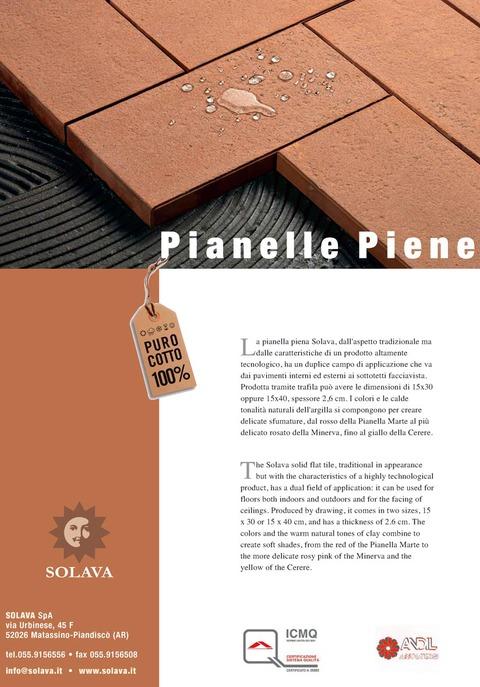 Pianelle Piene