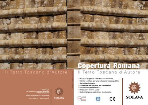 Brochure Copertura Romana
