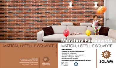 Nuova Brochure Muratura Facciavista